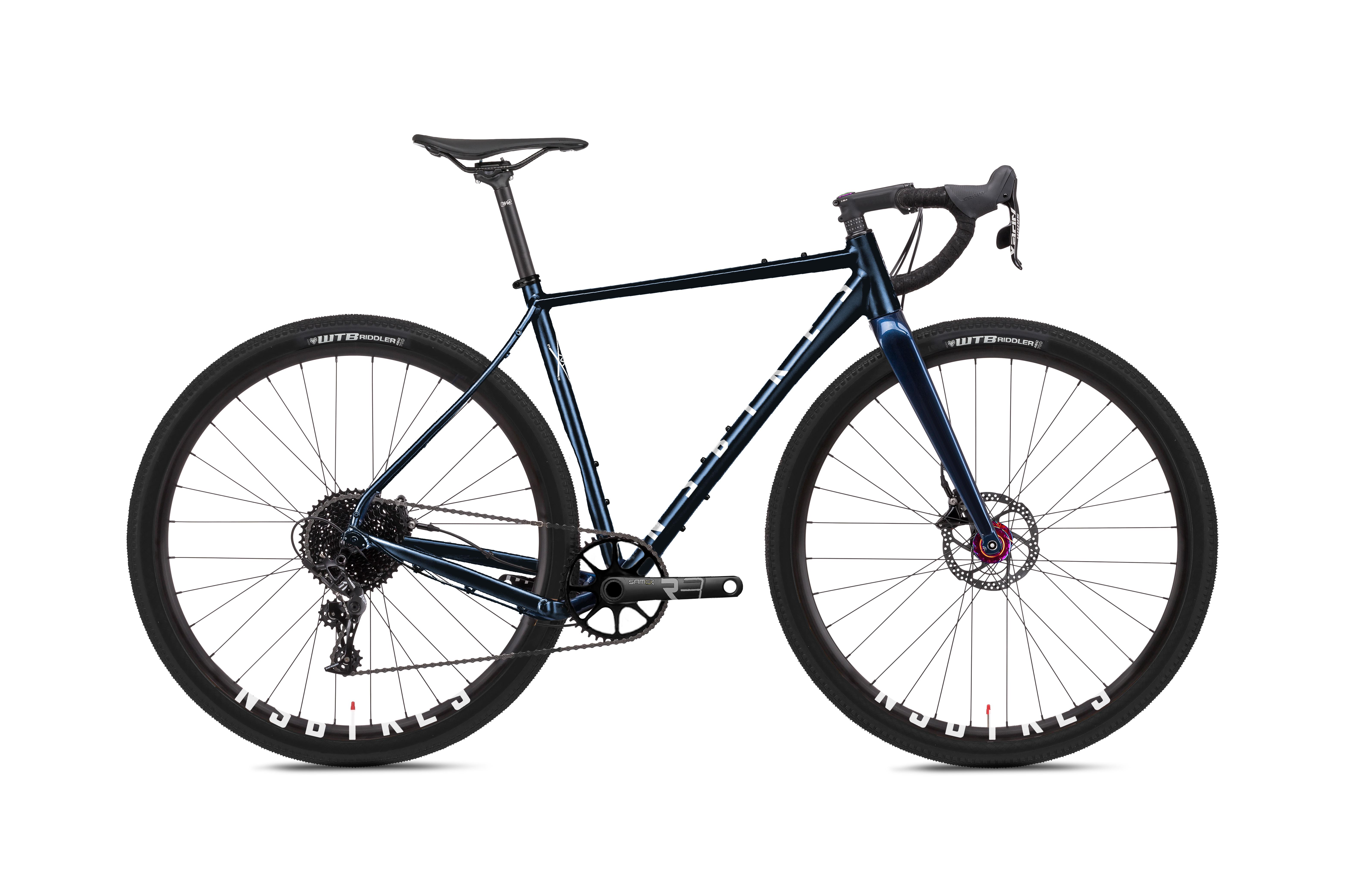 NS Bikes Rag +1 Gravelbike blue