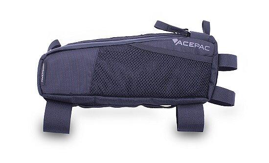 Acepac FUEL BAG Rahmentasche black L