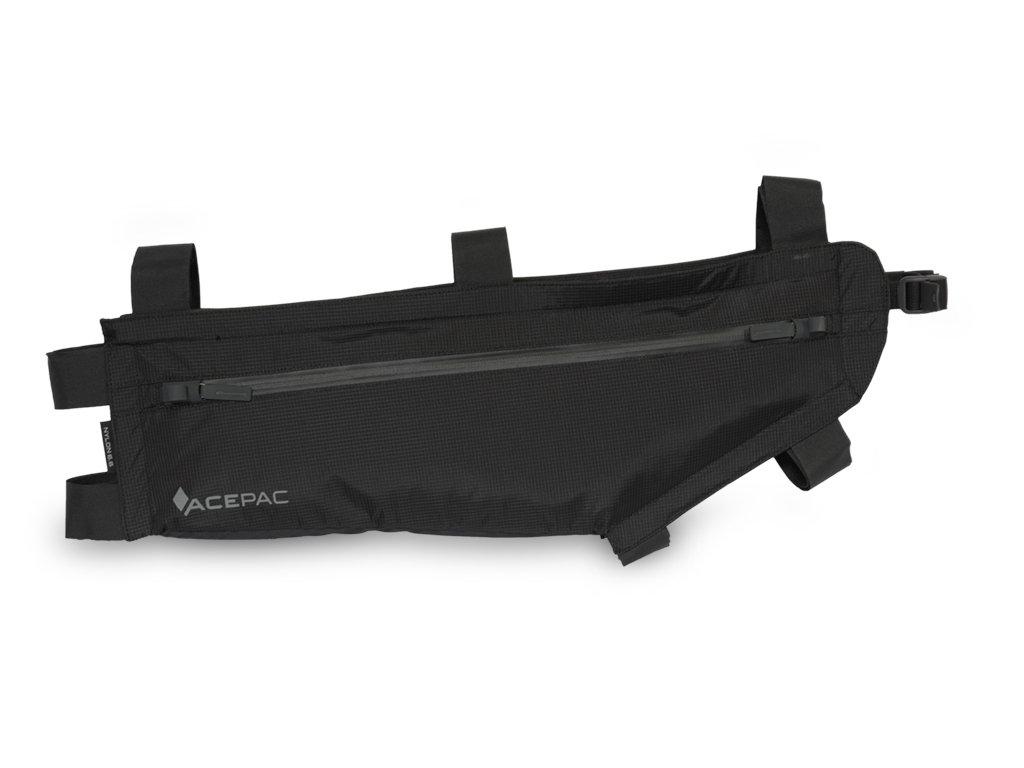 Acepac ZIP Rahmentasche black L
