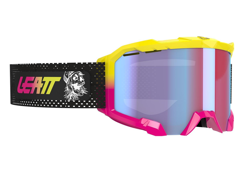 Leatt Velocity 4.0 Iriz Goggle MTB - Limited Edition