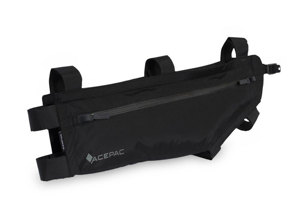 Acepac ZIP Rahmentasche black M